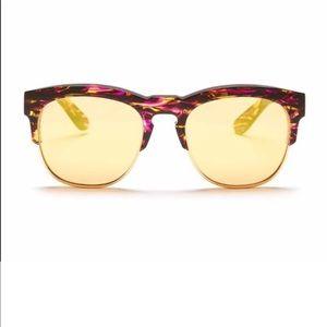 Wildfox Clubfox deluxe wayfarer sunglasses